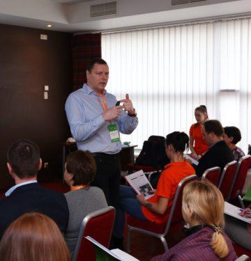 Darbuotojų sauga ir sveikata: mūsų parnešimas Lietuvos DSS konferencijoje